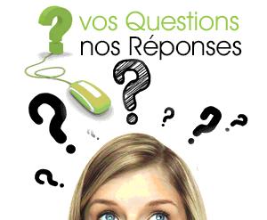 Consultez les Questions / Réponses